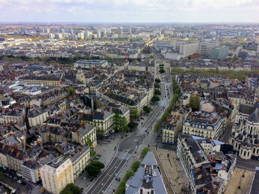 L'immobilier dans la périphérie de Nantes
