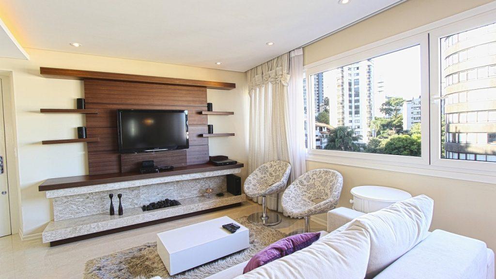 Un beau et confortable salon pour se prélasser